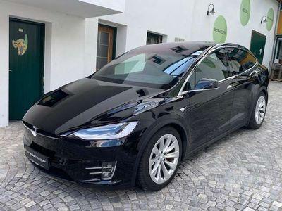 gebraucht Tesla Model X P90D 5-Sitzer Leasing TOP inkl. free SuC SUV / Geländewagen