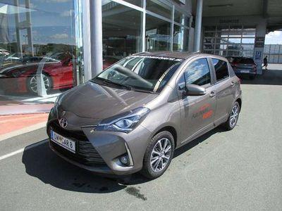 gebraucht Toyota Yaris 1,5 VVT-ie Active Limousine