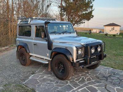 gebraucht Land Rover Defender 90 TD SE 122 PS SUV / Geländewagen