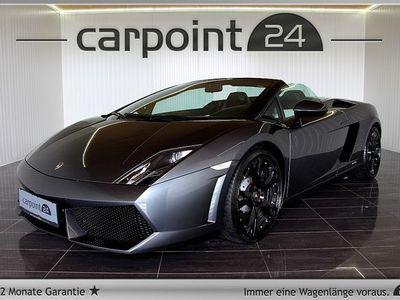 gebraucht Lamborghini Gallardo LP560-4 Spyder /CAPRISTO/RADAR/TOP/