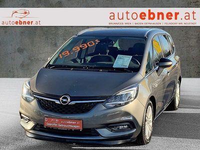 gebraucht Opel Zafira 2,0 CDTI ECOTEC Edition Aut. Kombi / Family Van