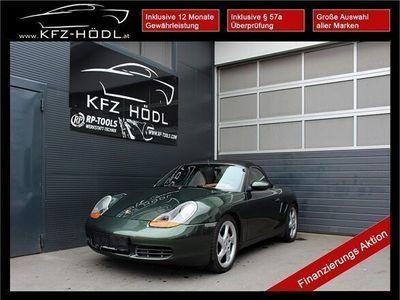 gebraucht Porsche Boxster S (986)