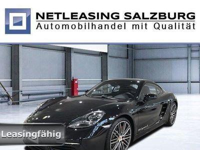gebraucht Porsche 718 CaymanS 2.5 Klima/Soundsystem BOSE/Tempomat