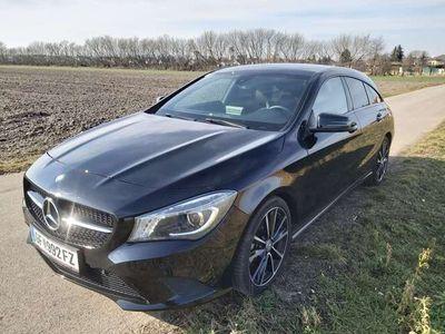gebraucht Mercedes CLA220 Shooting Brake CDI Aut.