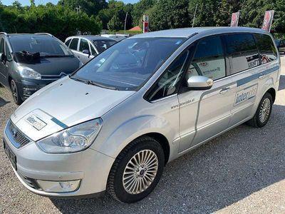 gebraucht Ford Galaxy Ghia 2,0 TDCi DPF Aut./GUTER ZUSTAND Kombi / Family Van