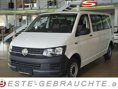 gebraucht VW T6 Kombi TDI 2.0 DSG LR 9-Sitzer Tempomat Klima