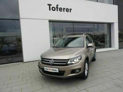 gebraucht VW Tiguan Karat TDI BMT 4MOTION DSG