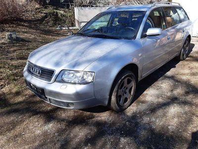gebraucht Audi A6 Allroad 2,5 TDI Kombi / Family Van