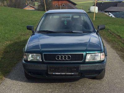 gebraucht Audi 80 Tdi Limousine