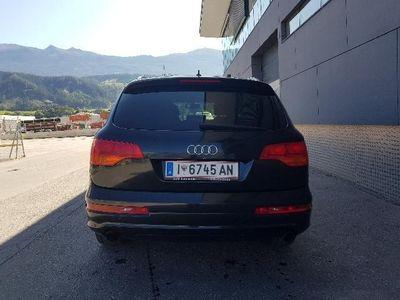 gebraucht Audi Q7 3.0 TDI sline