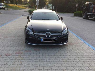 gebraucht Mercedes CLS350 Sportwagen / Coupé