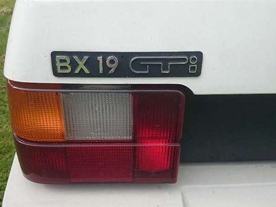 gebraucht Citroën BX GTi, Erstbesitz, Originalzustand, Lederausstattung Sportwagen / Coupé