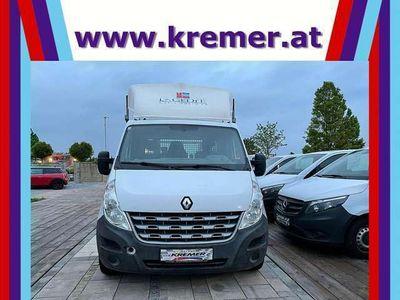 "gebraucht Renault Master dci 125 ""Planenaufbau "" 6-Gang"