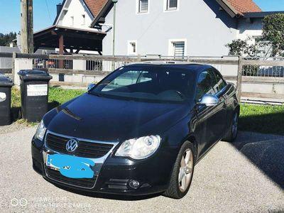 gebraucht VW Eos Cabrio / Roadster