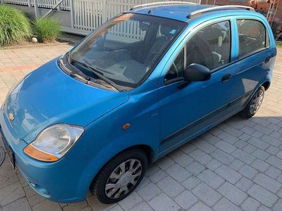 gebraucht Chevrolet Matiz 1,0 Klein-/ Kompaktwagen