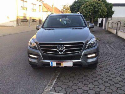 gebraucht Mercedes ML350 M-KlasseBlueTEC 4MATIC Auto DPF SUV / Geländewagen