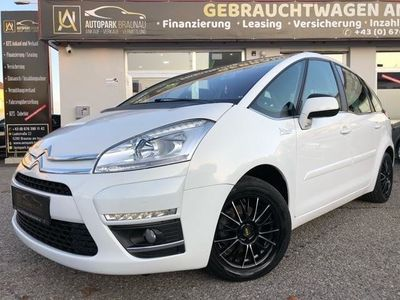 gebraucht Citroën C4 Picasso 1,6 Exclusive HDi FAP
