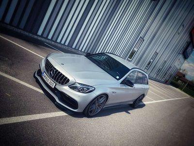 gebraucht Mercedes C63S AMG AMG Kombi / Family Van