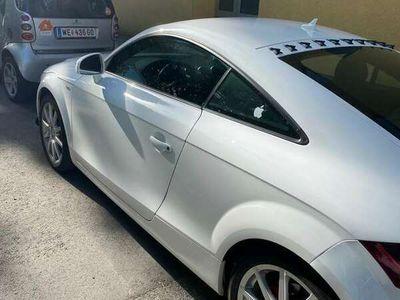 gebraucht Audi TT Coupe 2.0 TFSI quattro S tronic