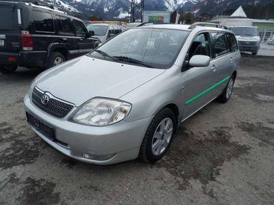 gebraucht Toyota Corolla Kombi 2,0 D-4D