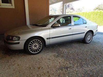 gebraucht Volvo S60 2,4T AWD Aut. Summum Limousine