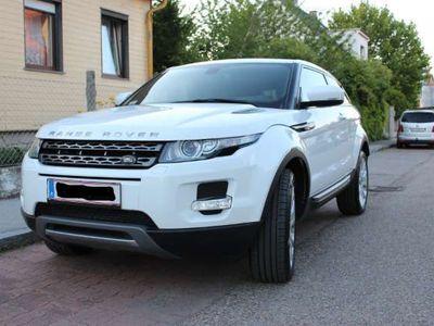 gebraucht Land Rover Range Rover evoque Pure Tech 2,2 TD4