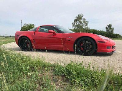 gebraucht Corvette Z06 Sportwagen / Coupé