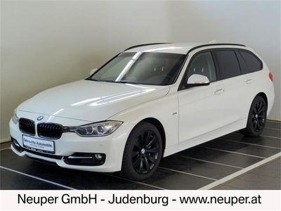 gebraucht BMW 335 3er-Reihe d xDrive Touring Österreich-Paket Aut. Kombi / Family Van,