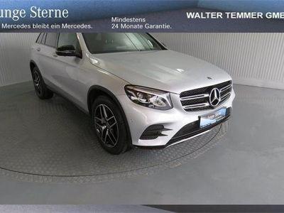 gebraucht Mercedes GLC250 4 MATIK AMG LINE