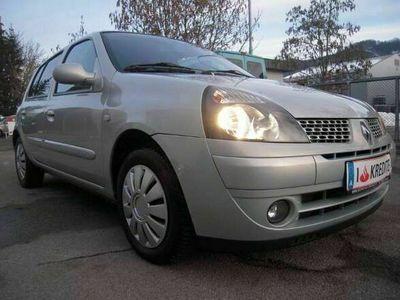 gebraucht Renault Clio Billabong 1,5 dCi 1-Hand Pickerl+Service-NEU Rostfrei Klima WR SR-ALU Sehr Sparsam Klein-/ Kompaktwagen