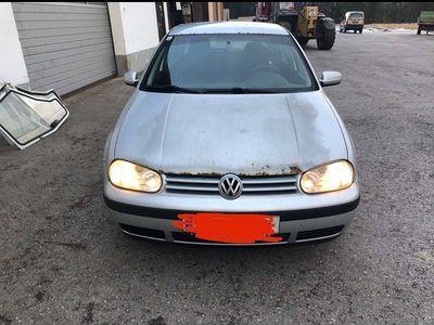 gebraucht VW Golf IV 1,9L TDI Klein-/ Kompaktwagen