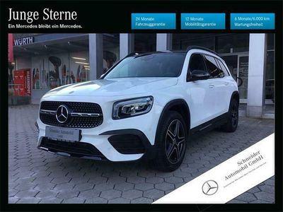 gebraucht Mercedes B250 4MATIC *AMG/Premium-Paket*