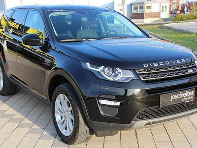 gebraucht Land Rover Discovery Sport 2,0 SD4 4WD SE