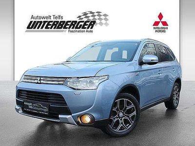 brugt Mitsubishi Outlander 2,0 PHEV Instyle SUV / Geländewagen,