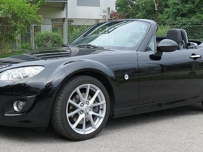 gebraucht Mazda MX5 2,0i Roadster Coupe Revolution