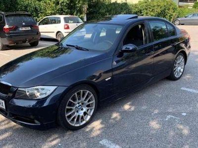 gebraucht BMW 320 öamtc Pickerl+Navi+8 Alu Felgen+8 fast neue Reifen