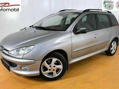 gebraucht Peugeot 206 SW Sport Premium 1,6 16V Tiptronic