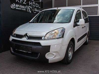 brugt Citroën Berlingo Multispace HDi 115 Silver Edition