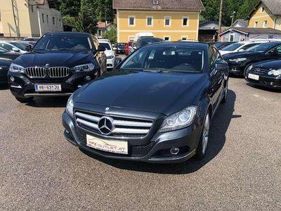 gebraucht Mercedes CLS350 CDI 4MATIC Aut. *Leder*Navi*BESTPREIS*