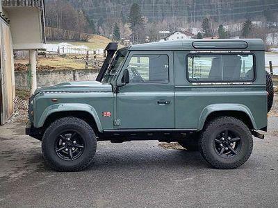 used Land Rover Defender 90 Station Wagon S 2.4 TD SUV / Geländewagen,