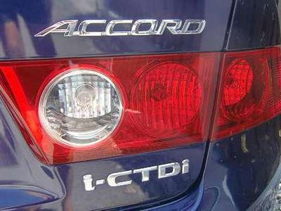 gebraucht Honda Accord 2,2i-CTDi Executive