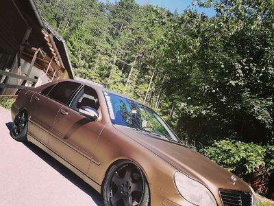 gebraucht Mercedes S500L S-Klasse5l V8 Limousine