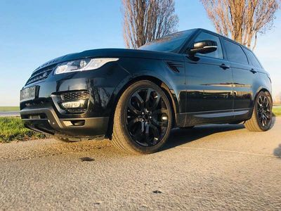 used Land Rover Range Rover Sport Autobiography*Soft-Close*360 kamera* SUV / Geländewagen,