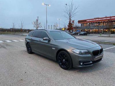 gebraucht BMW 520 5er-Reihe Kombi Allrad Diesel (F11 LCI) xDrive Ös