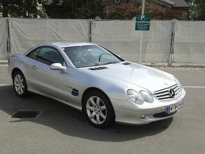 gebraucht Mercedes SL500 S-KlasseCabrio / Roadster