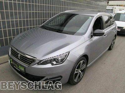 gebraucht Peugeot 308 SW 2,0 BlueHDi 150 S&S GT Line Aut.
