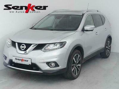 gebraucht Nissan X-Trail X-Trail1,6dCi Tekna ALL-MODE 4x4i