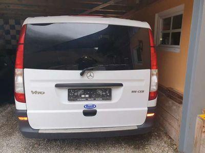 gebraucht Mercedes Vito 111 CDI kompakt