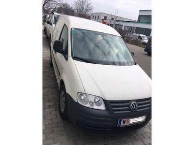 gebraucht VW Caddy CaddyKastenwagen EcoFuel CNG Erdgas /Benzin Kombi / Family Van