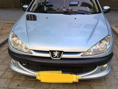 gebraucht Peugeot 206  Sport 1.4 Klein-/ Kompaktwagen